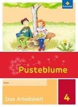 Pusteblume. Das Sprachbuch 4. Arbeitsheft. Allgemeine Ausgabe