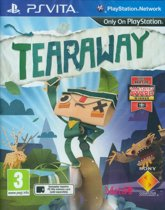Tearaway -ps vita