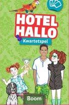 Hotel Hallo kwartetspel