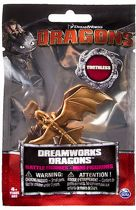 Hoe tem je een draak mini dragon gold battle figuren 5 cm - Toothless goud