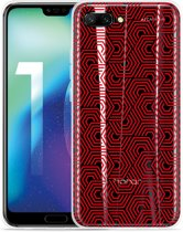 Huawei Honor 10 Hoesje Geometric