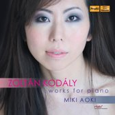 Kodaly: Works For Piano