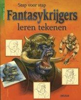 Fantasykrijgers leren tekenen