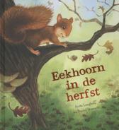 Prentenboek Eekhoorn in de herfst
