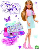 Violetta V Fashion Nail - Inclusief Nagelset - Modepop