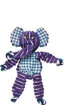 Kong Floppy Knots - M/L - Olifant