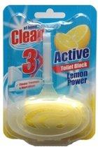 At Home Clean Toiletblok Lemon