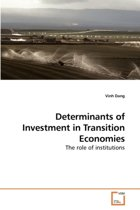 Determinants of Investment in Transition Economies