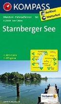 Starnberger See 1 : 25 000