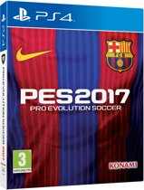Pro Evolution Soccer 2017 (PES2017) - Barcelona Edition - PS4