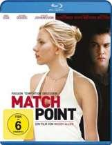 Allen, W: Match Point (import) (dvd)