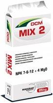 DCM Mix 2 (minigran) 7-6-12+4 25 kg