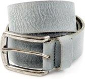 Cornerstone Heren Jeans riem 1568 - Grijs - 85 cm