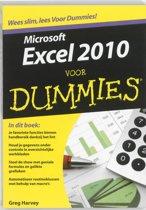 Voor Dummies - Excel 2010 voor Dummies