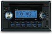 Caliber RCD801 - Autoradio 4x75Watt met CD, USB en SD-kaart Dubbel din afneembaar front