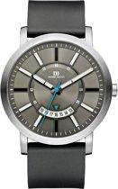 Danish Design Gents Steel horloge IQ14Q1046 - 41 mm - Leer