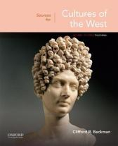 Sources for Cultures of the West: Volume 1: To 1750