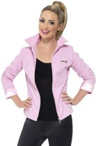 Grease Pink Ladies Deluxe Dames Jasje Maat Small