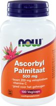 NOW Ascorbyl Palmitaat 500 mg 100 vegicaps