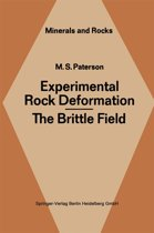 Experimental Rock Deformation - The Brittle Field
