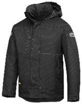 Snickers Workwear Veiligheidskleding Waterproof Winter Jack zwart - zwart 1178 0404 M