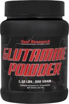 Fast Research Glutamine Powder 500gr