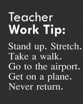 Teacher Work Tip