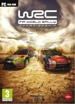 WRC World Rally Championship 2010 - Windows