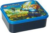 Lego Chima Lunchbox - Blauw