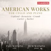 American Works For Cello