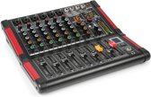 Power Dynamics PDM-M604 6-Kanalen Studio Mixer