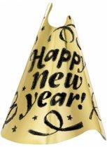 Hoed Happy New Year 23 cm
