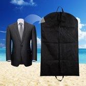 Kleding Hoes - Kostuumhoes / Pakhoes - Beschermhoes Voor Kleding / Pak - Zwart