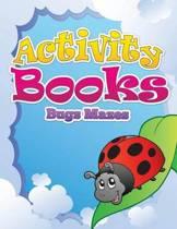 Activity Books (Bugs Mazes)