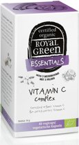 Royal Green Vitamine C complex 60 vegicaps