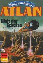 Atlan 419: Welt der Schätze (Heftroman)