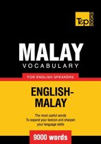 Malay vocabulary for English speakers - 9000 words