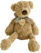 Lumpin bear with ribbon middle