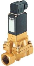 G1/2'' 24V DC Messing Magneetventiel NBR 0.2-10bar - Burkert 5282 134430 - 134430