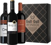Gall & Gall Wijnbox Royal Red 2019 - 3 x 75 cl