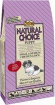 Nutro Choice Puppy Small Medium - Hondenvoer - Kip/Rijst - 2 kg