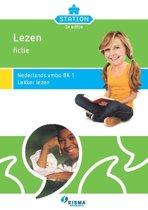 Station BK 1 - 2e editie Nederlands vmbo bk 1 lekker lezen