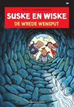 Boek cover Suske en Wiske 348 - De wrede wensput van Willy Vandersteen (Paperback)