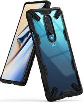 Ringke Fusion X OnePlus 7 Pro Hoesje Zwart