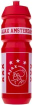 Ajax bidon 750 ml rood/wit