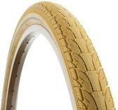 Dutch Perfect No Puncture - Buitenband Fiets - 50-622 / 28 x 2.00 inch - Crème