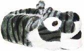 tijger pantoffel grijs 40/41