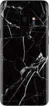 My Style PhoneSkin For Samsung Galaxy S9 Black Marble