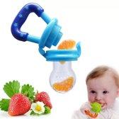 2 stuks Baby fruit speen - fopspeen - vers voedsel gezond