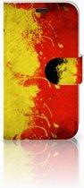LG L Fino Boekhoesje Design Belgische Vlag